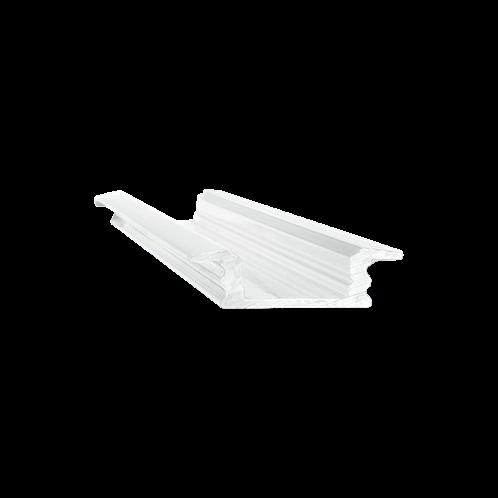 Ideal Lux Αξεσουάρ Φωτιστικού SLOT RECESSED TRIM 12 x 2000 mm WHITE 203102