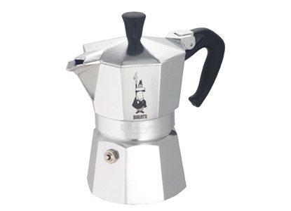 Bialetti Μπρίκι Espresso Moka Express 1 Φλιτζανιού