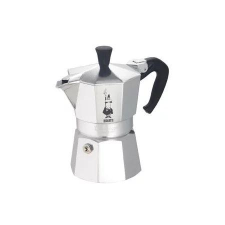 Bialetti Μπρίκι Espresso Moka Express 3 Φλιτζανιών