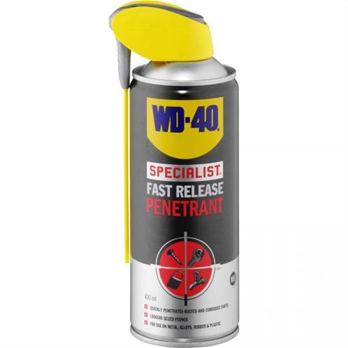 WD-40 Σπρέι Tαχείας Διείσδυσης 400Μl