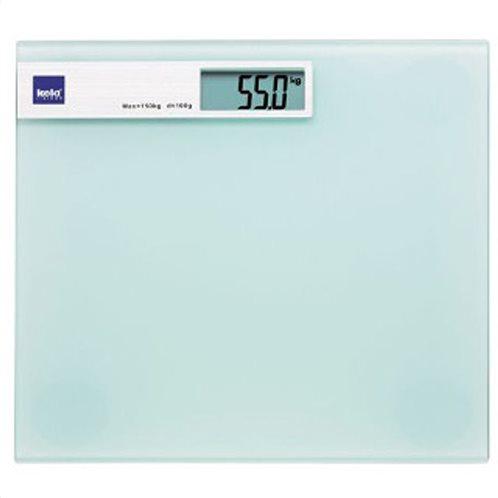 Kela Ζυγαριά μπάνιου ψηφιακή 150/100kg 20 x 31cm Λευκή Linda