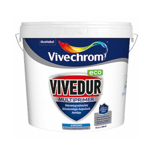 Vivechrom Ακρυλικό αστάρι νερού νανοτεχνολογίας Vivedur Multiprimer Eco 1lt