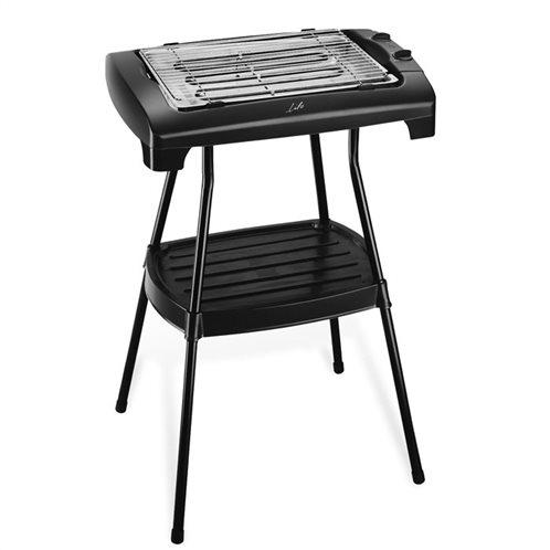 Life Ηλεκτρική Ψησταριά BBQ 2-Σε-1 Stand/Επιτραπέζια BBQ King 2000W