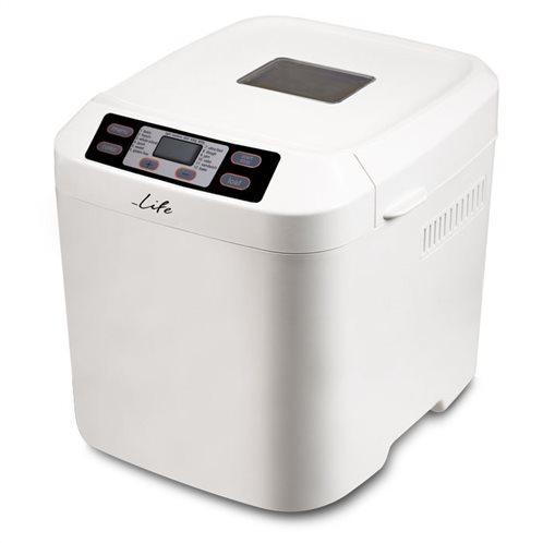 Life αρτοπαρασκευαστής Αυτόματος 12 προγραμμάτων 550W 1000gr ARTOS
