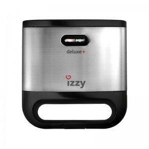 Izzy Τοστιέρα Σαντουιτσιέρα Deluxe Plus για 2 Τοστ 750W