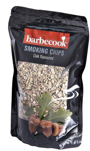 Barbecook Πριονίδια για Smoker με Άρωμα Βελανιδιάς 330gr. 1lt.