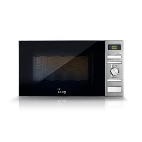 Φούρνος Μικροκυμάτων Inox Digital 20L S-207 Izzy