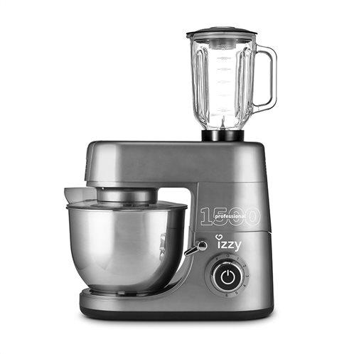 Κουζινομηχανή PRO 1500 & Μπλέντερ Izzy