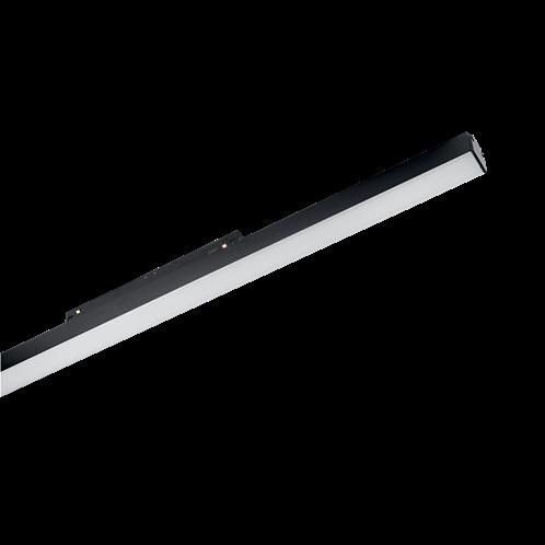 Ideal Lux Σπότ Ράγας OXY WIDE 565mm 3000K 224053