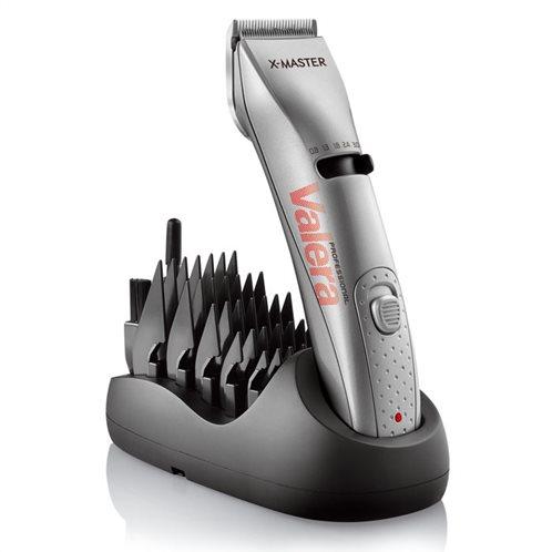 VALERA Επαγγελματική κουρευτική μηχανή μαλλιών, με επαναφορτιζόμενη μπαταρία, X-MASTER