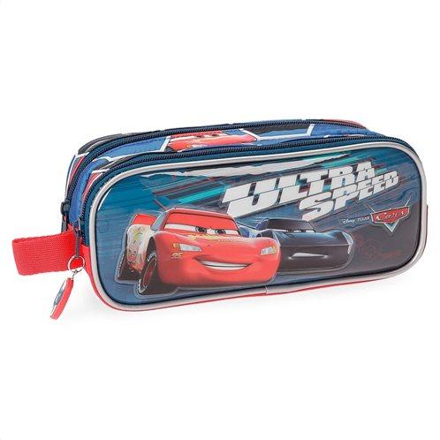 8378de4728 Disney Cars κασετίνα 2 θέσεων 23x9x7cm Ultra Speed
