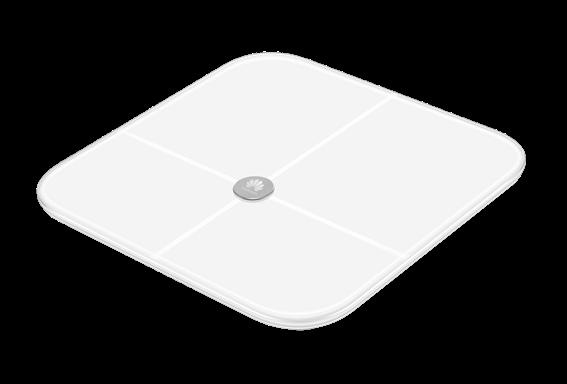 Huawei Ηλεκτρονική Ζυγαριά Μπάνιου Smart Body Fat Scale White