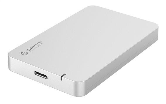 "ORICO εξωτερική θήκη για 2.5"" HDD 2569S3 USB 3.0 4TB 5Gbps ασημί"