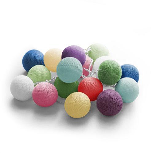 joylight 20l cottonballs glamour 4,5v