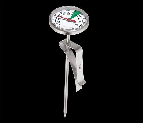 Cilio Θερμόμετρο Γάλακτος Ανοξείδωτο
