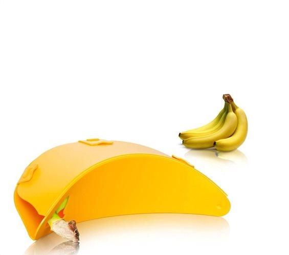 Vacu Vin Θήκη για Μπανάνα Κίτρινη