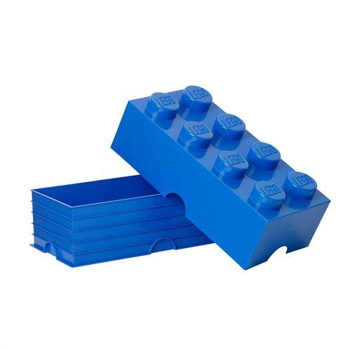 LEGO® lego storage brick 8 blue