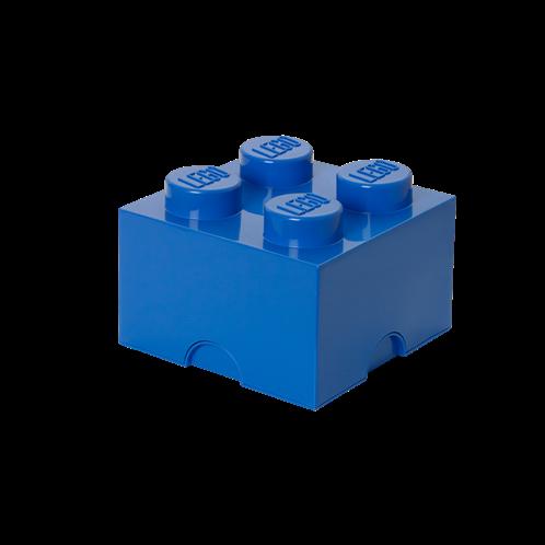 LEGO® lego storage brick 4 medium blue