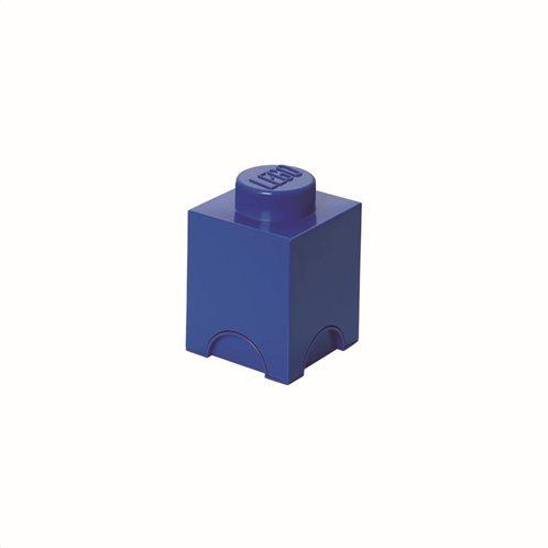 LEGO® lego storage brick 1 blue