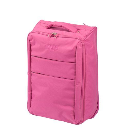 Princess Βαλίτσα foldable 51x35x20cm Palermo Pink