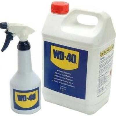 WD-40 Λιπαντικό-Αντισκωριακό Δοχείο 5ltr + Ψεκαστήρας