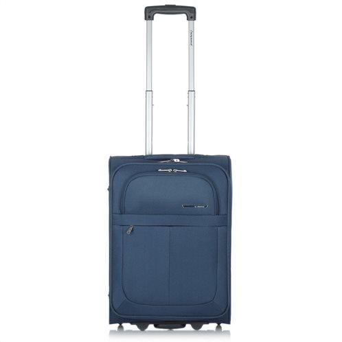 Βαλίτσα Trolley Καμπίνας Diplomat ZC930-55 - Μπλε