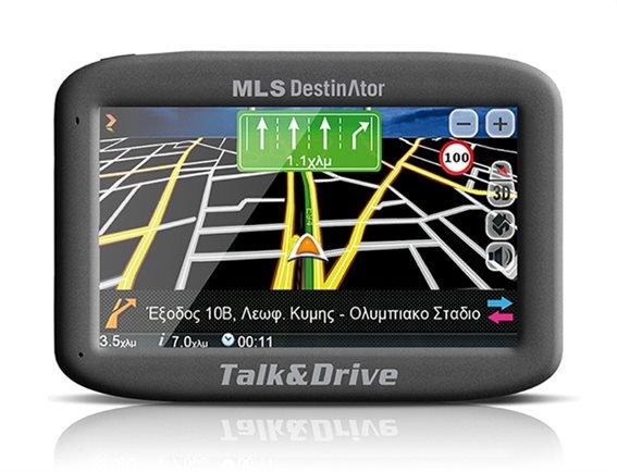MLS GPS Destinator Talk&Drive 433