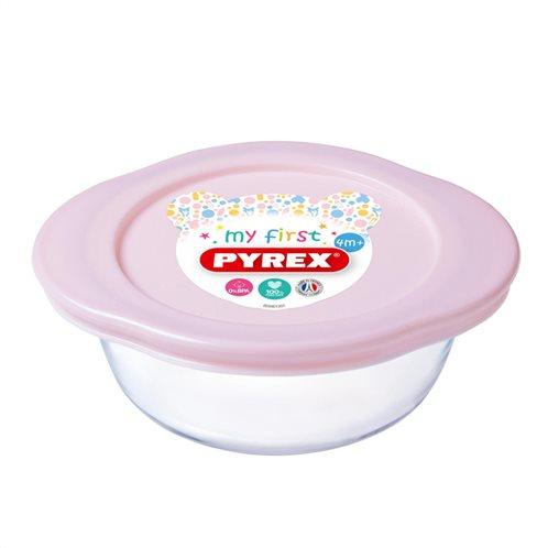 My first Pyrex Pink 0,35L