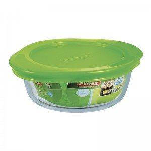 Pyrex Δοχείο Φαγητού Στρογγυλό Cook & Store 2,3L 208P