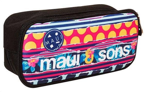 Maui & Sons Κασετίνα Οβάλ Polka GIM