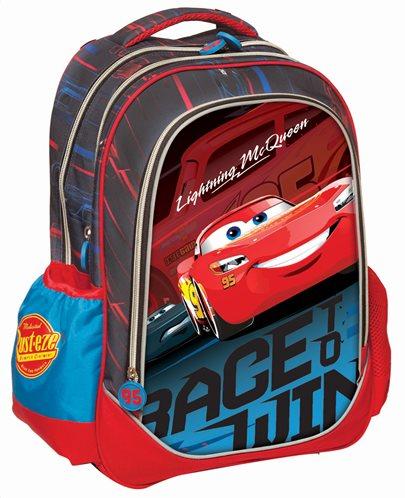Cars 95 Σχολική Τσάντα Πλάτης Δημοτικού GIM