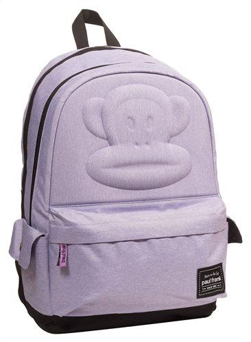 Paul Frank Σχολική Τσάντα Πλάτης Γυμνασίου-Λυκείου Purple GIM