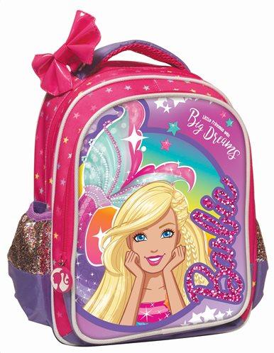 Barbie Τσάντα Πλάτης Νηπιαγωγίου Dreamtopia - Little Princess with Big Dreams GIM