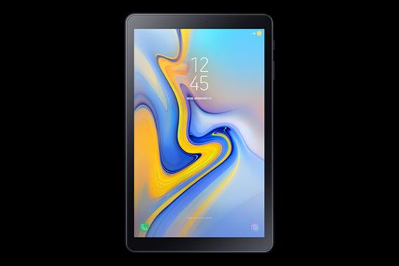 """Samsung Galaxy Tab A Tablet 10.5"""" T595 4G 32GB Black"""