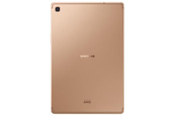 Samsung Galaxy WiFi Tab S5e 10.5 Gold SM-T720 64GB