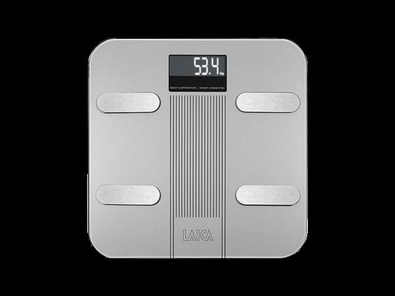 Laica PS7005 Ζυγαριά Μπάνιου Smart Bluetooth 180kg