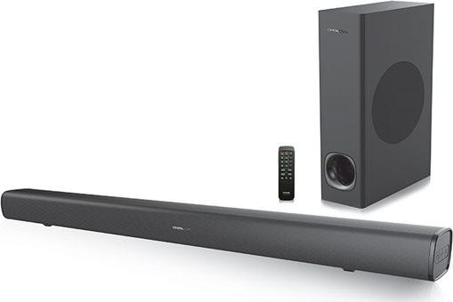 CRYSTAL AUDIO CASB160 Bluetooth Soundbar 160W