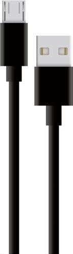 Crystal Audio Καλώδιο USB 1m UM-1