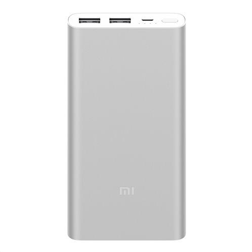 Xiaomi Mi Power Bank 10000mAh 2S Silver