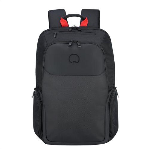 "Delsey Σακίδιο Πλάτης Τσάντα Laptop 15,6"" Parvis"