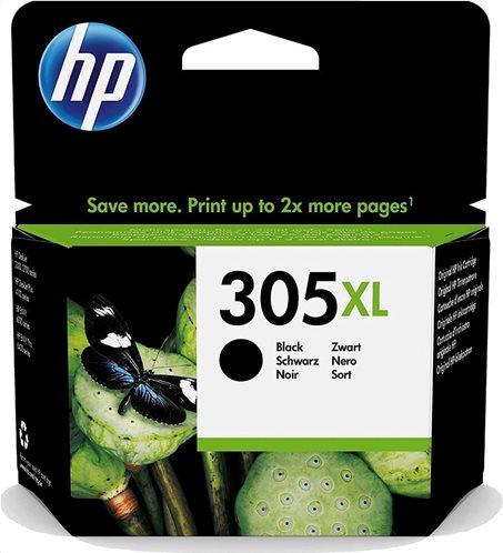 HP 305XL High Yield Black Ink