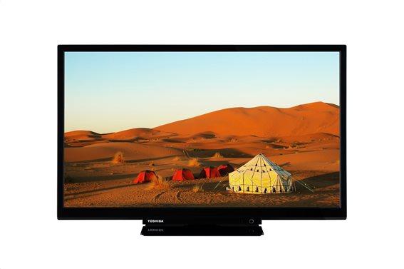 Toshiba 24'' HD Smart TV DVBT2/S2 24W2963DG
