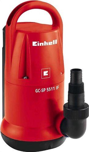 Einhell Υποβρύχια αντλία καθαρών υδάτων GC-SP 5511 IF