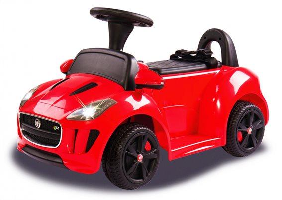 JAMARA Ride on Αυτοκίνητο Jaguar F-type 2 ταχύτητες 1:4 κόκκινο