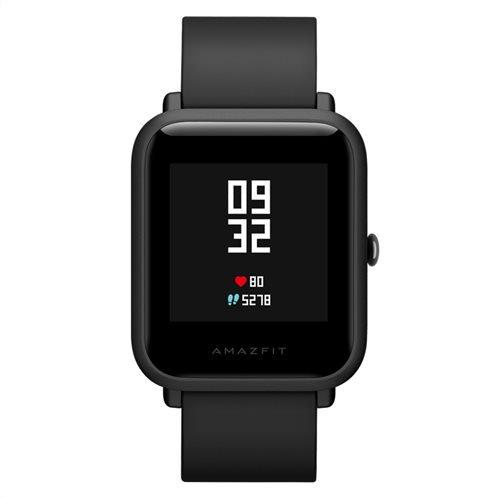 Amazfit Fitness Tracker Bip Lite Black