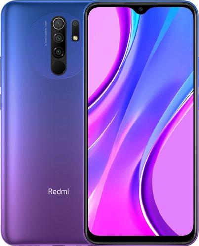 Xiaomi Smartphone Redmi 9 32GB Purple