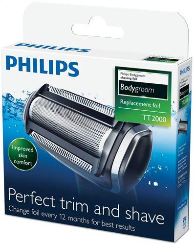 Philips ανταλλακτική κεφαλή αλουμινίου TT2000/43