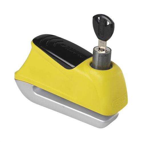 Κλειδαριά δισκόφρενου 350 Trigger Alarm με συναγερμό