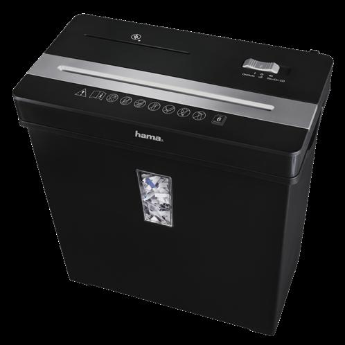 Hama Premium X8CD Καταστροφέας Εγγράφων