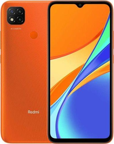 Xiaomi Smartphone Redmi 9C 64GB Orange